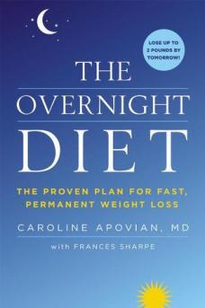 the overnight diet by dr. caroline apovian